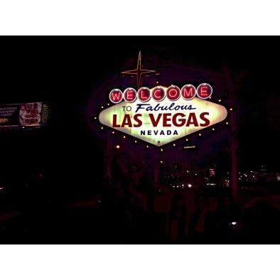 Hello Vegas!