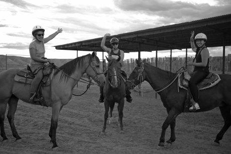 Horseriding!