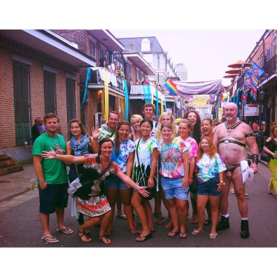 Southern Decadence, New Orleans