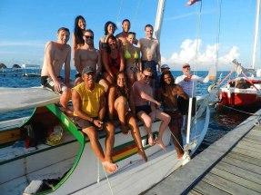 Snorkel trip in Caye Caulker