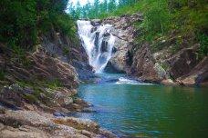 Big Rock Waterfall