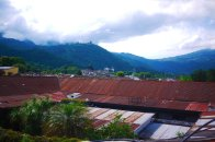Rooftops of Antigua