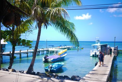 West End, Roatan Island