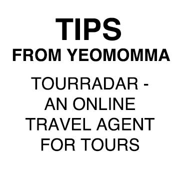 TIPS: TourRadar – An Online Travel Agent for Tours