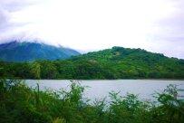 The lagoon, Nature Reserve, Ometepe, Nicaragua