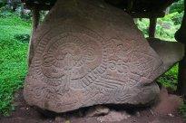 Petroglyph site, Ometepe, Nicaragua