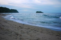 Playa Cocles, Limon, Costa Rica