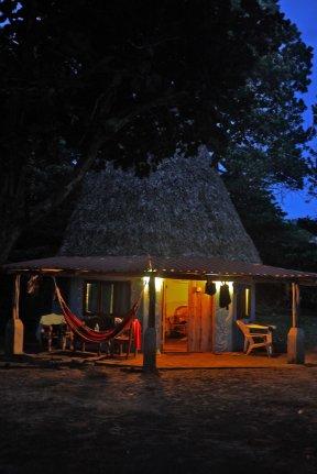 Our humble abode, Santa Catalina, Panama