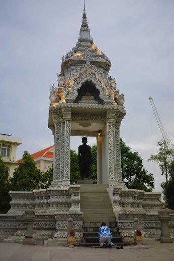 Cyclo Tour of Phnom Penh, Cambodia