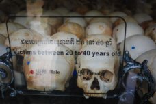The Killing Fields, Phnom Penh, Cambodia