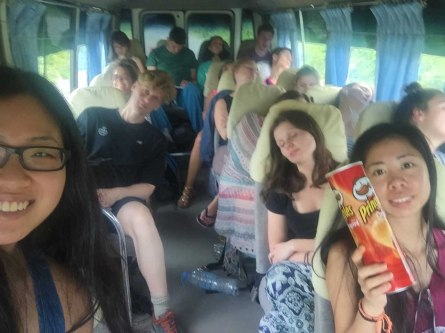 4 hour bus from Phnom Penh - Sihankouville
