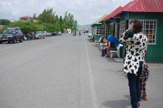 Border crossing from Cambodia to Vietnam