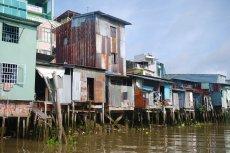 Mekong Delta Floating Markets, Vietnam