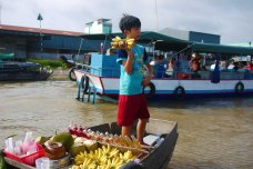 Mekong Delta Floating Markets, Vietnam