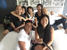 Family reunion time